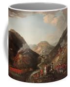 The Battle Of Glen Shiel 1719 Coffee Mug