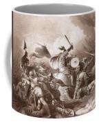 The Battle Of Hastings, Engraved Coffee Mug