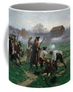 The Battle Of Lexington, 19th April 1775 Coffee Mug
