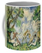 The Battle Of Love Coffee Mug