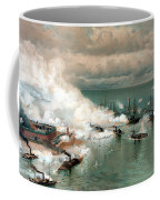 The Battle Of Mobile Bay Coffee Mug