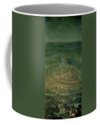 The Battle Of Senta, 11th September, 1697 At Which The Imperial Troops Of The Austrian Empire Coffee Mug