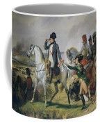 The Battle Of Wagram, 6th July 1809, 1836 Oil On Canvas Coffee Mug