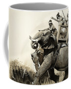 The Battle Of Zama In 202 Bc Coffee Mug