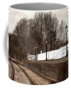 The Battlefield Line Coffee Mug