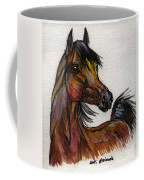 The Bay Horse 1 Coffee Mug