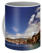 The Bay Of Sorrento Coffee Mug