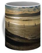 The Beach At Mounts Bay Coffee Mug