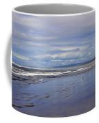 The Beach At Seaside Coffee Mug
