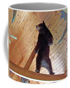 Come And Get Me Down From Here...signed The Bear Coffee Mug