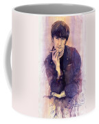 The Beatles John Lennon Coffee Mug