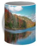 The Beautiful Bald Mountain Pond Coffee Mug