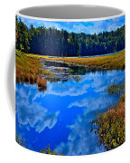 The Beautiful Cary Lake - Old Forge New York Coffee Mug
