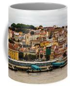 The Beautiful Colors Of Lisbon Coffee Mug
