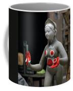 The Beautiful Goddess Coffee Mug