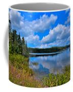 The Beautiful Lake Abanakee New York Coffee Mug