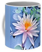 The Beautiful Lily Pond Coffee Mug