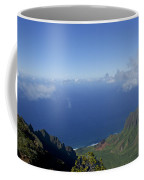 The Beautiful Na Pali Coast Coffee Mug