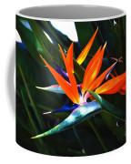 The Beauty Of A Bird Of Paradise Coffee Mug