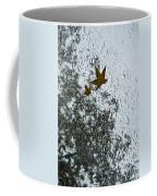 The Beauty Of Autumn Rains - A Vertical View Coffee Mug