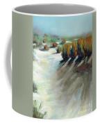 Desert Snow Coffee Mug