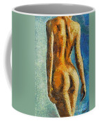 The Beauty Of Female Body Coffee Mug