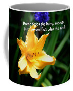 The Beauty Of Flowers Coffee Mug