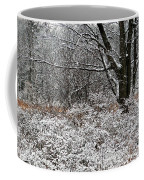 The Beauty Of Winter Coffee Mug