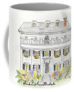 The Beekman Arms In Rhinebeck Coffee Mug