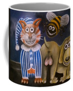 The Bees Knees The Cats Pyjamas And The Dogs Bollocks Coffee Mug