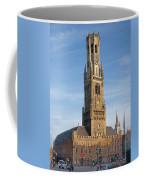 The Belfry Of Bruges Coffee Mug