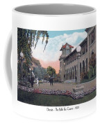 The Belle Isle Casino - Detroit - 1923 Coffee Mug