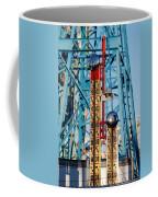 The Bells Of Coney Island Coffee Mug