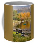 The Bench Coffee Mug