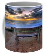 The Bench II Coffee Mug