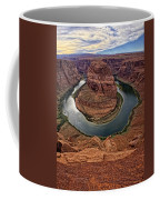 The Bend In The River Coffee Mug