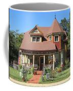 The Benefield House Jefferson Texas Coffee Mug