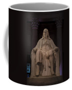 The Benjamin Franklin Statue Coffee Mug