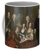 The Bermuda Group, Dean Berkeley And His Entourage, 1728 Coffee Mug