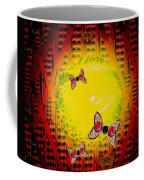 The Best Way To Freedom Pop Art Coffee Mug