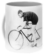 The Bicyclist - 1914 Coffee Mug