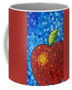 The Big Apple - Red Apple By Sharon Cummings Coffee Mug