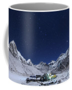 The Big Dipper Rise Above The Himalayas Coffee Mug