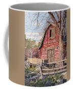 The Big Red Barn Coffee Mug