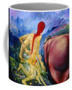 The Big Surprise Coffee Mug