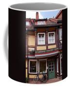 The Bike By The Door Coffee Mug