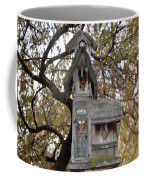 The Birdhouse Kingdom - Black-headed Grosbeak Coffee Mug