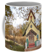 The Birdhouse Kingdom - Lazuli Bunting Coffee Mug