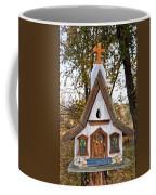 The Birdhouse Kingdom - Steller's Jay Coffee Mug