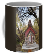The Birdhouse Kingdom - The Cliff Swallow Coffee Mug